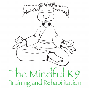Mindful K9 Training & Rehabilitation. Lorain, Ohio. Logo